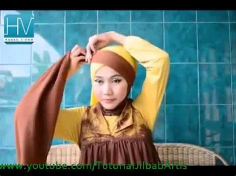 tutorial hijab wisuda by didowardah tutorial hijab pesta dan wisuda created by didowardah part