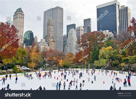In New York City November 9th by New York City Nov 13 New York S Wollman Rink