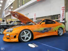 Fast And Furious Toyota Supra Toyota Supra Fast And Furious Wallpapers Background