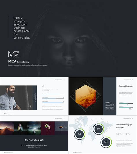 Awesome Business Powerpoint Templates Image Collections Powerpoint Template And Layout Cool Powerpoint