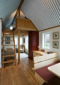 Tiny Homes Interior Pictures Floating Guest House