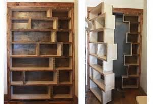 Conceal Bookshelf Living