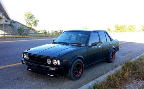 Toyota Dx Toyota Corolla Dx 1981 For Sale In Peshawar Pakwheels