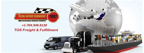 freight air cargo huntersville nc total office services