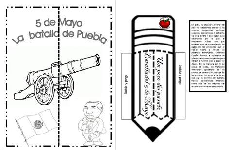 imagenes del 5 de mayo para colorear maravilloso lapbook para trabajar sobre el 05 de mayo