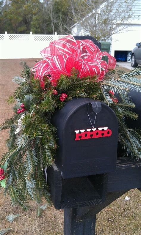 top 12 rustic christmas mailbox designs easy backyard