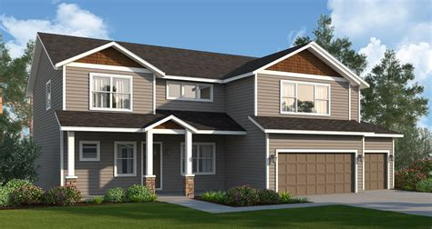 multi level home plans true built home pacific