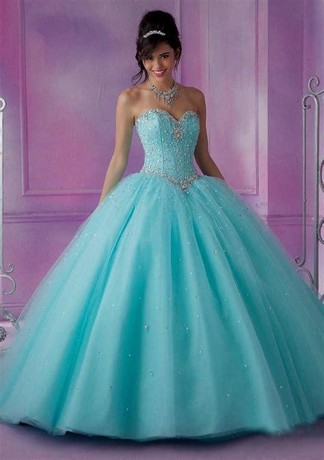 quinceanera dresses blue Naf Dresses