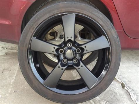 diy painting your oem rims page 6 rx8club
