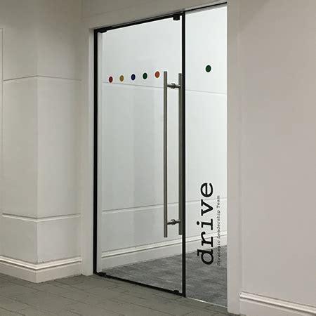 frameless glass doors lunax range
