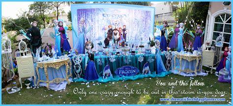 frozen girls birthday party theme decoration ideas pakistan