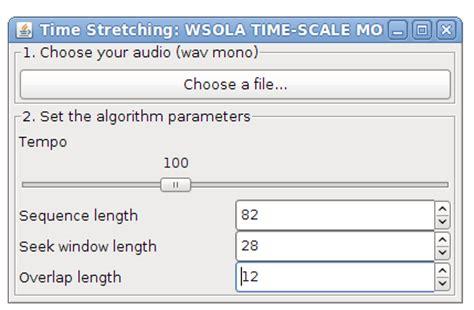 audio format in java tarsosdsp 0110 be