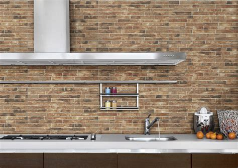 Best Tile For Backsplash In Kitchen Brick Wall Background One Hundred And Three Texture