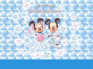 mickey and minnie wedding mickey and minnie wedding dreams disney wallpaper 34469856 fanpop