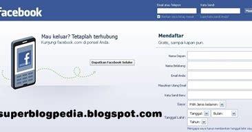 jasa membuat akun facebook cara daftar dan membuat akun di facebook