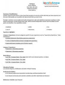 Sle Cover Letter For Stay At Home by Functional Resume Template For Stay At Home