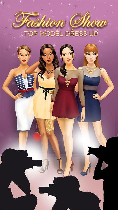 models page 1 fashion dress up games app shopper fashion show top model dress up games
