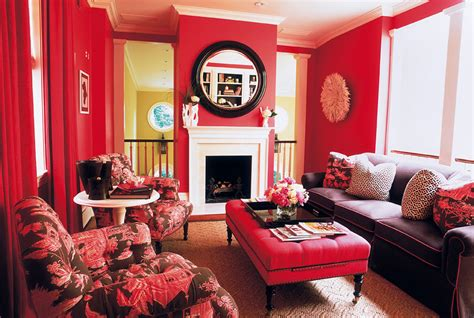 red home decor red paint accessories and home decor how to decorate