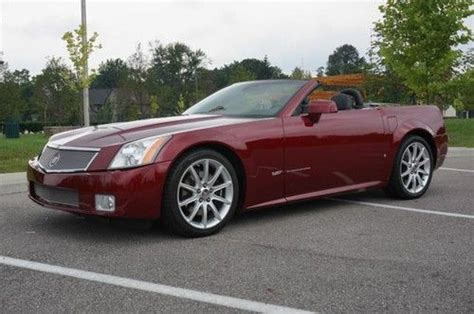 how to learn about cars 2007 cadillac xlr lane departure warning sell used cadillac 2007 xlr v infrared only 18 700 miles in birmingham michigan united states