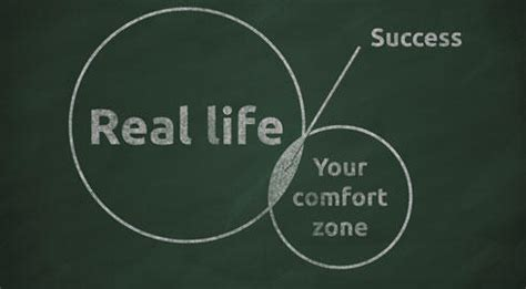 anxiety comfort zone why going out of your comfort zone is good for you