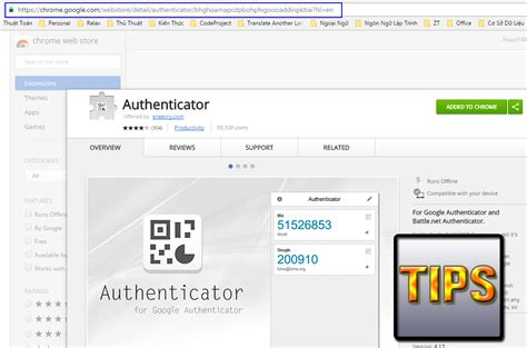 chrome google authenticator tips how to use google authenticator on the desktop