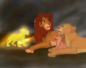 lion king images simba nala kiara amp kopa wallpaper background photos 15360637