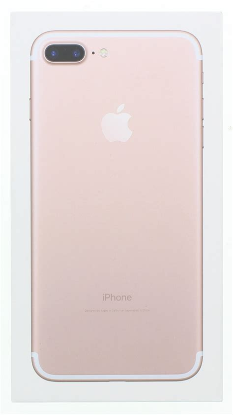 apple iphone 7s plus gold 128gb cell phone box only ebay
