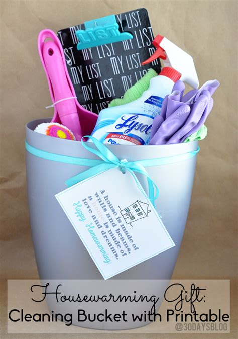 ideas for housewarming gifts housewarming gift idea clean bucket 24 7 moms