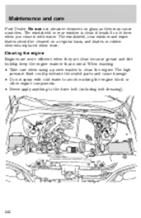 small engine repair manuals free download 1992 lincoln mark vii on board diagnostic system 2001 lincoln ls owner s manual page 246