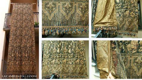 tendaggi antichi tendaggi antichi per arredo la camelia collezioni