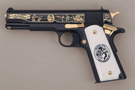 Handmade Pistol - handguns guns pistols beautiful and