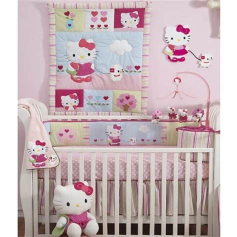 hello kitty baby bedding hello kitty and puppy crib bedding and decor baby bedding and accessories
