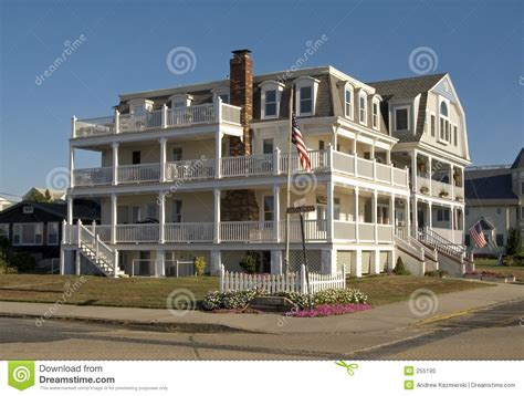 ocean grove nj bed and breakfast bed and breakfast royalty free stock photo image 255195