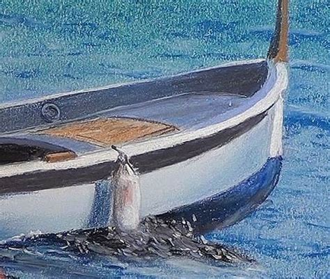 how to draw a fisherman boat how to draw a fisherman in a boat in pastel online art