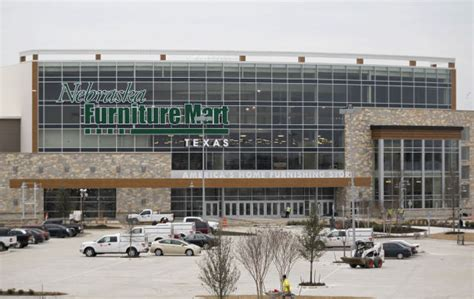 nebraska furniture mart  texas redefines big box local journalstarcom