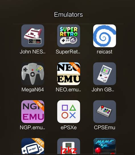 emulators pack for android ps1 psp roms