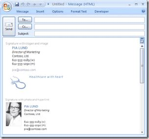 templates for cards to email templates and clip for outlook signatures and