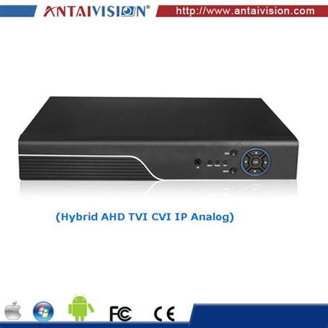 Dvr Xmeye 8ch 1080 Hybrid 5 In 1 Ahd Tvi Cvi Analog Ip shenzhen antaivision technology co ltd