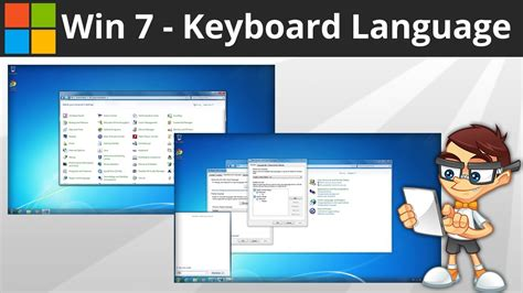 keyboard layout manager for win 7 windows 7 changing keyboard language and layout youtube