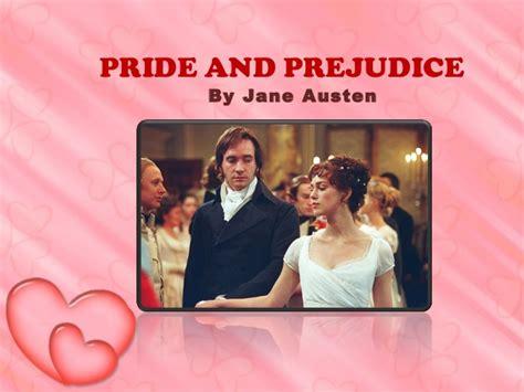 pride and prejudice themes class b2 literature class 2