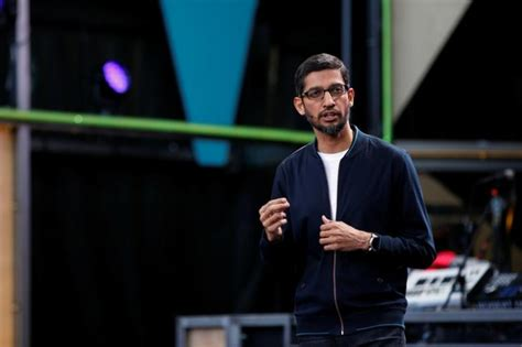 Sundar Pichai Mba In by Sundar Pichai Is All Set To Relive His College Days On