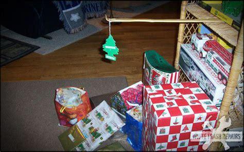 pine tree air freshener decoration pine fresh tree whitetrashrepairs
