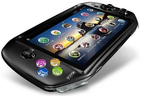 android handheld console asus gamebox la console portatile android competer 224