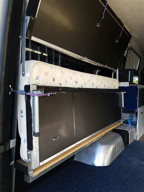 rv fold bed 92 best images about sprinter cer conversion on