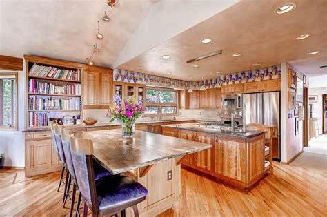 boulder kitchen custom boulder kitchen with creative amenities craftsman