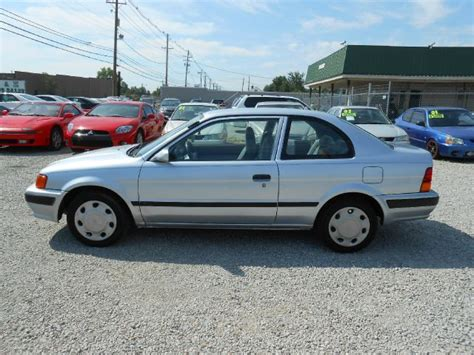 auto body repair training 1997 toyota tercel electronic valve timing 1997 toyota tercel super clean nice luxury details louisville ky 40214