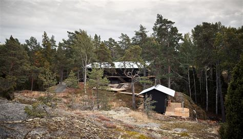 A Place Cottage A Place That You Would Never Wish To Leave Wooden Cottage In The Swedish Archipelago Your No
