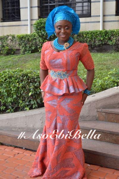 aso bella bella naija skirt and blouse styles lace henley blouse