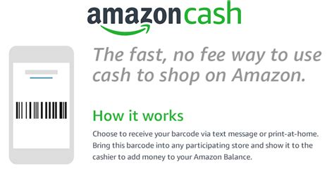 Cumberland Farms Gift Card Balance - use amazon cash to reload your amazon balance in stores nationwide doctor of credit
