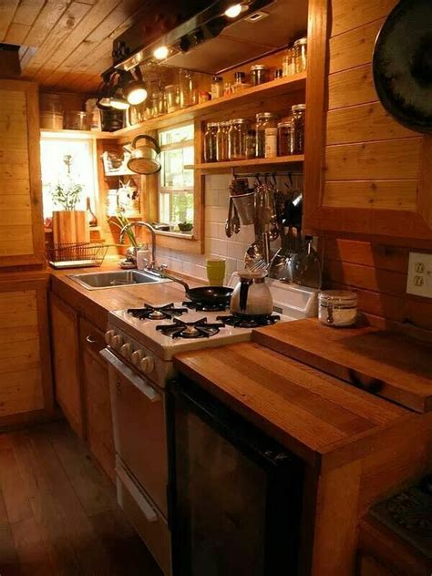 tiny house kitchen ideas tiny kitchen small house ideas pinterest